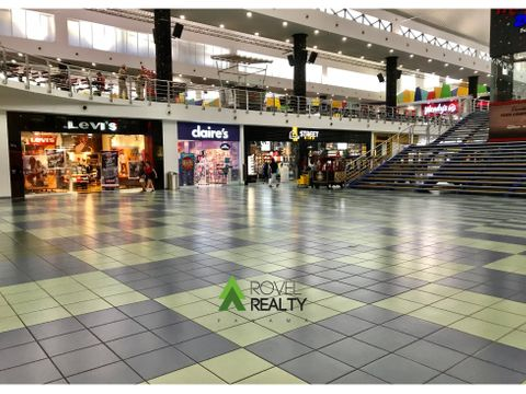local en albrook mall 241 metros alquilado