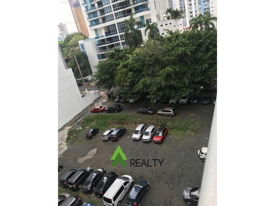 vendo terreno para edificio avenida balboa