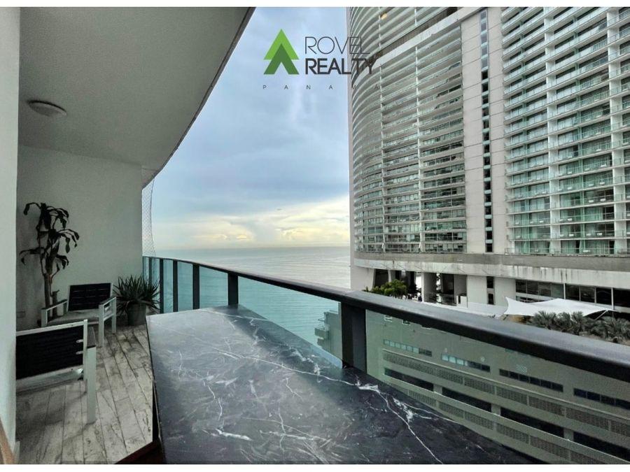 apartamento en grand tower con vista al mar venta