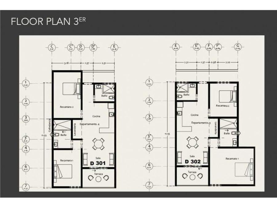 condominios santa lucia 2do piso