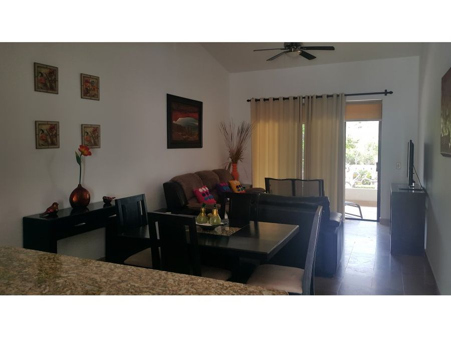1 br condo long term o vacation rental pedregal