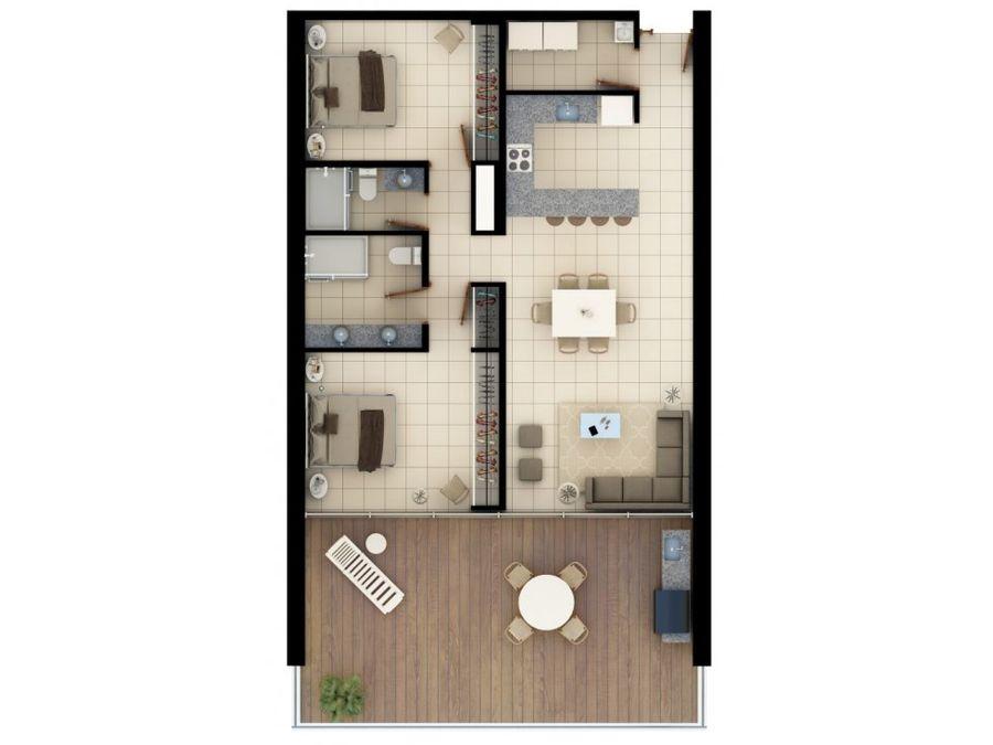 penthouse duara edif 1 501