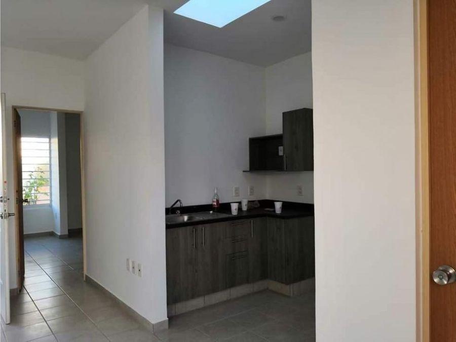 aura residencial modelo sol 2 recamaras