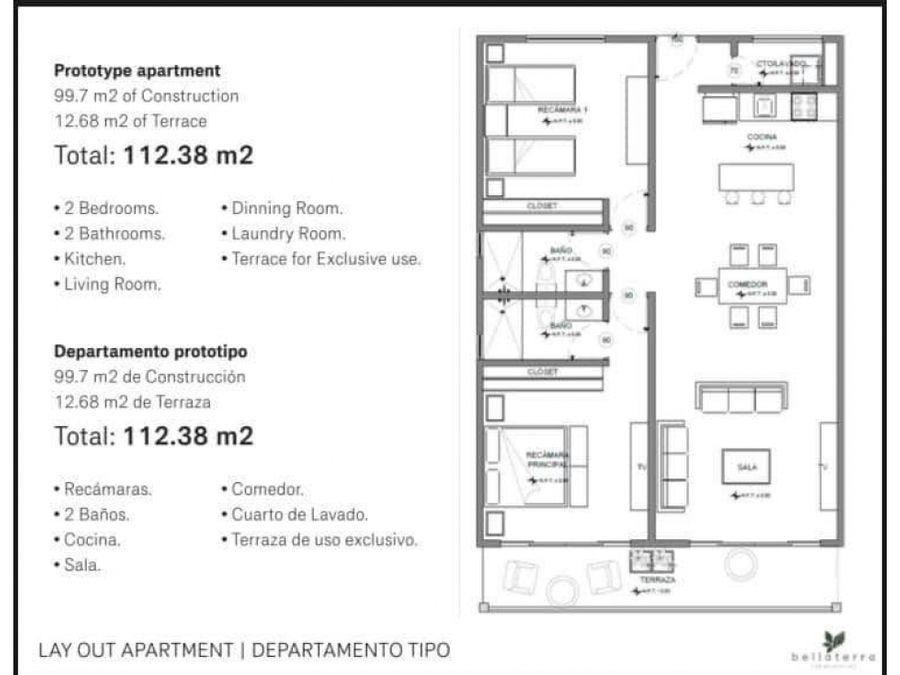 condominio bellaterra