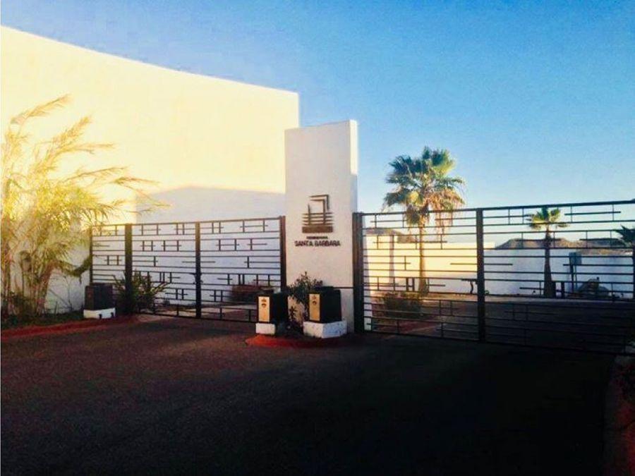 santa barbara residencial privado 4 rec preventa