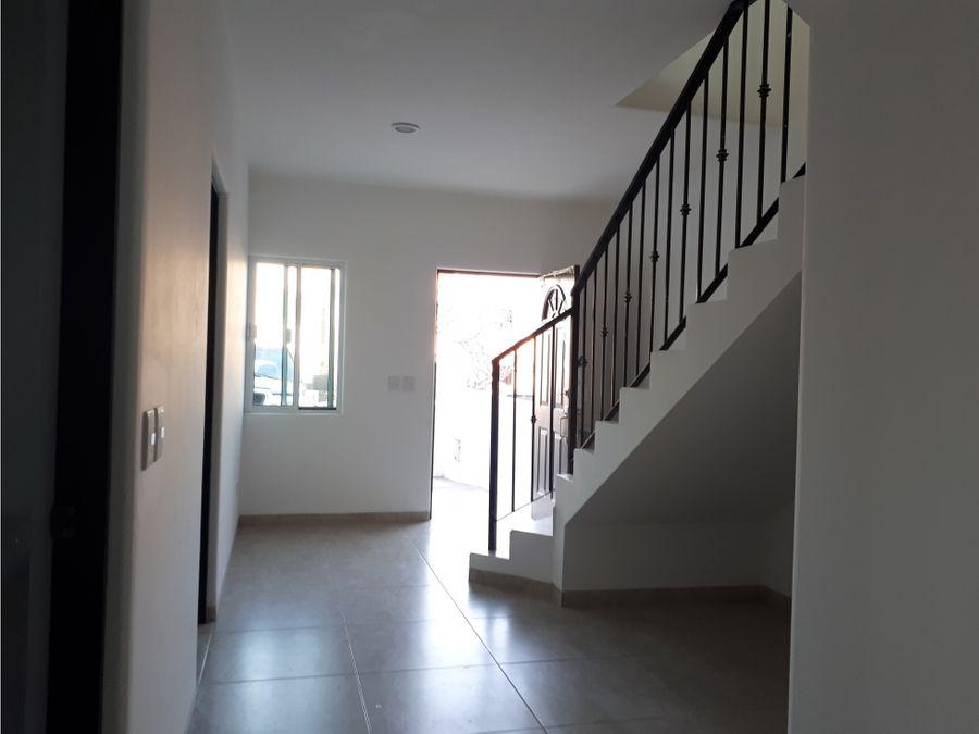 casa napoli en privada terranova