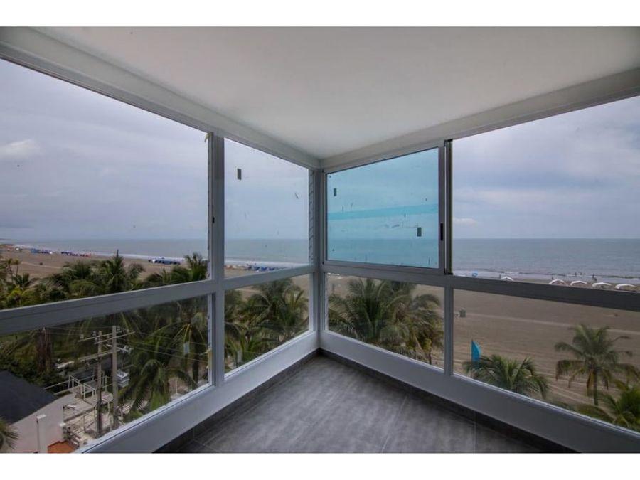 apartamento en la zona norte con vista al mar