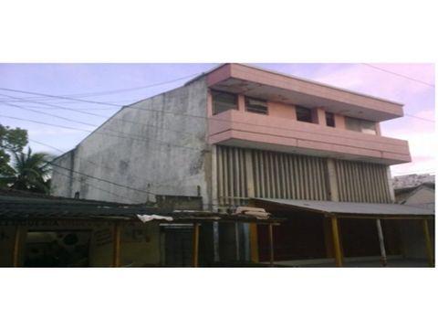 en venta edificio de 3 pisos en cartagena de indias