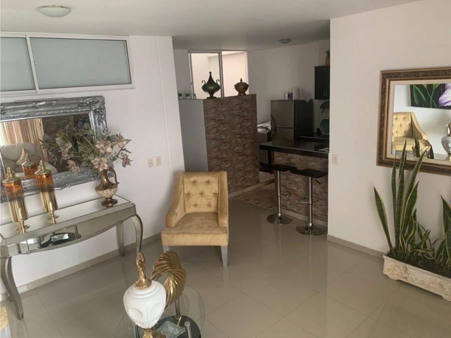 hermoso apartamento barrio la providencia cartagena de indias