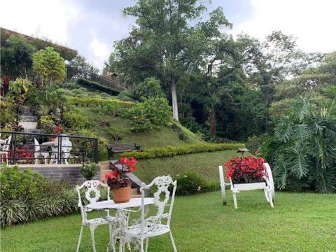 venta casa campestre sector semirural poblado san lucas
