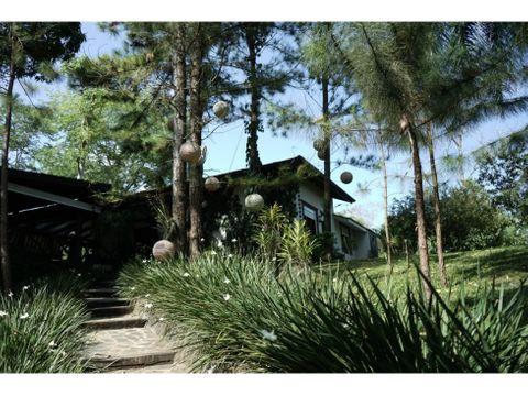 casa de veraneo amueblada en el km 32 aut duarte