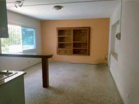 alquiler apartamento 1 habitacion gazcue
