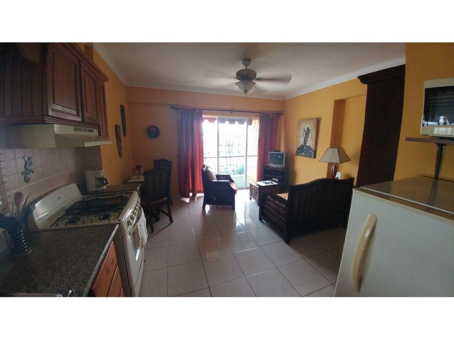 apartamento amueblado en venta en gazcue