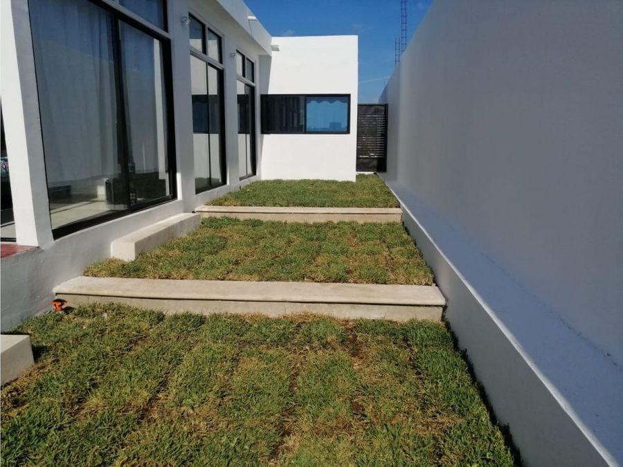 venta de casa residencial equipadaen chichi suarez