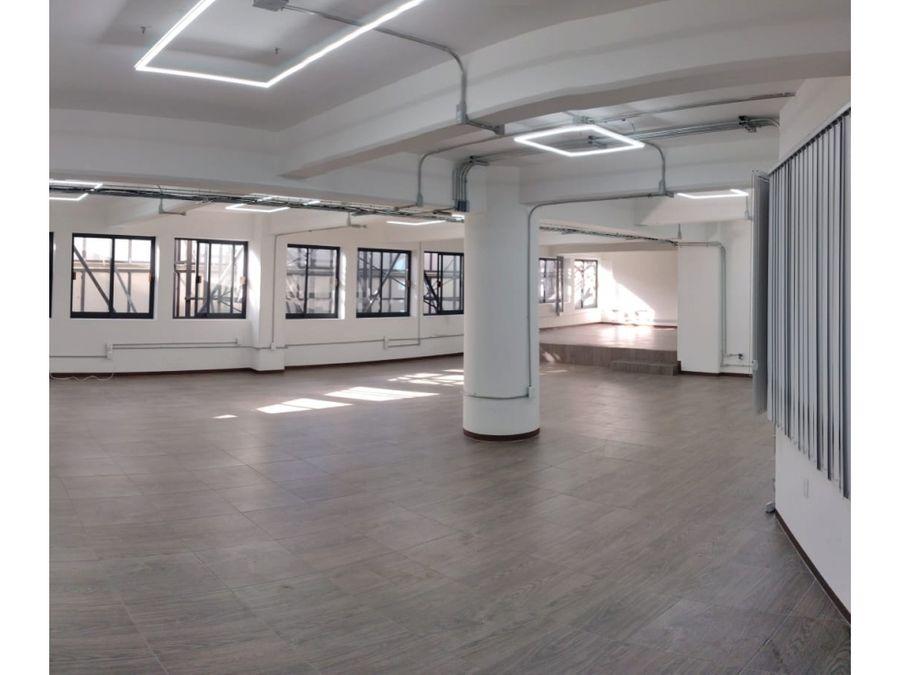 excelente oficina en roma norte de 90m2