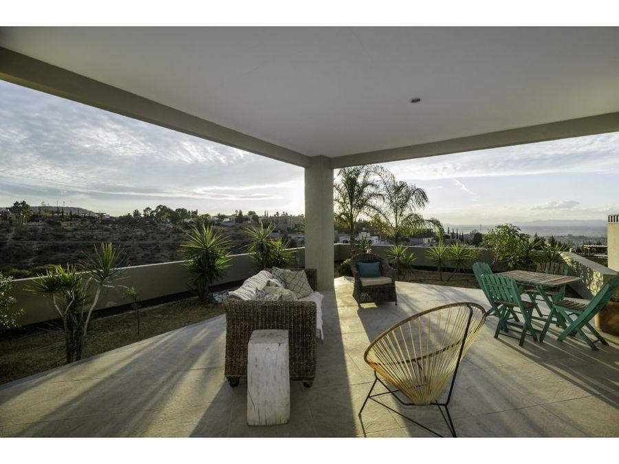 casa en venta san miguel de allende balcones