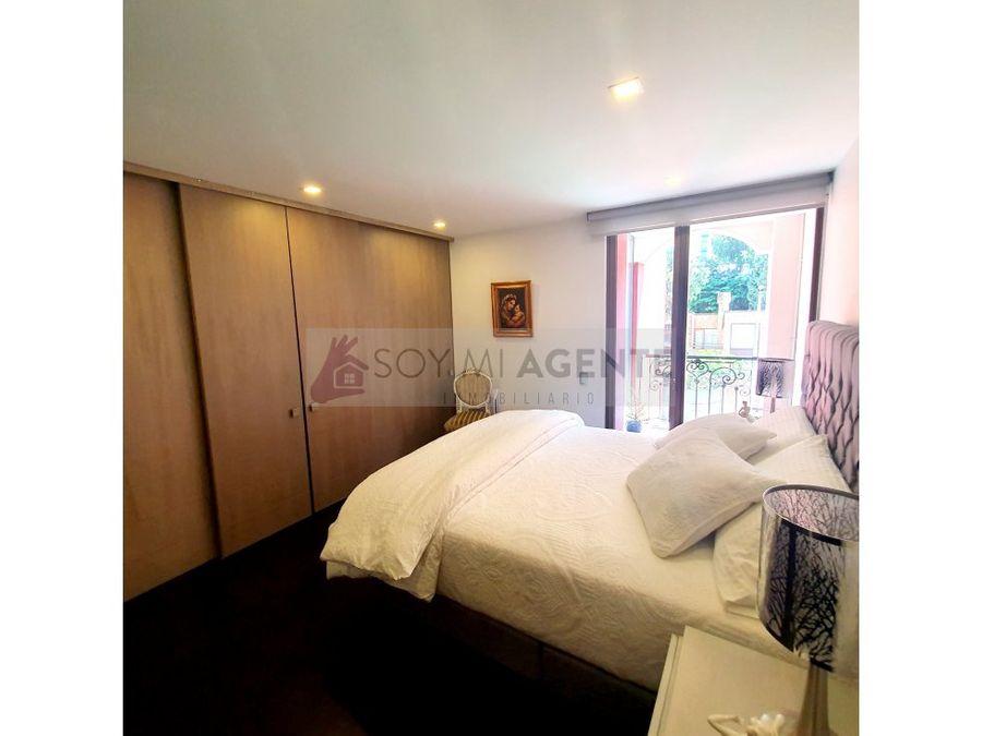 apartamento totalmente remodelado en rosales