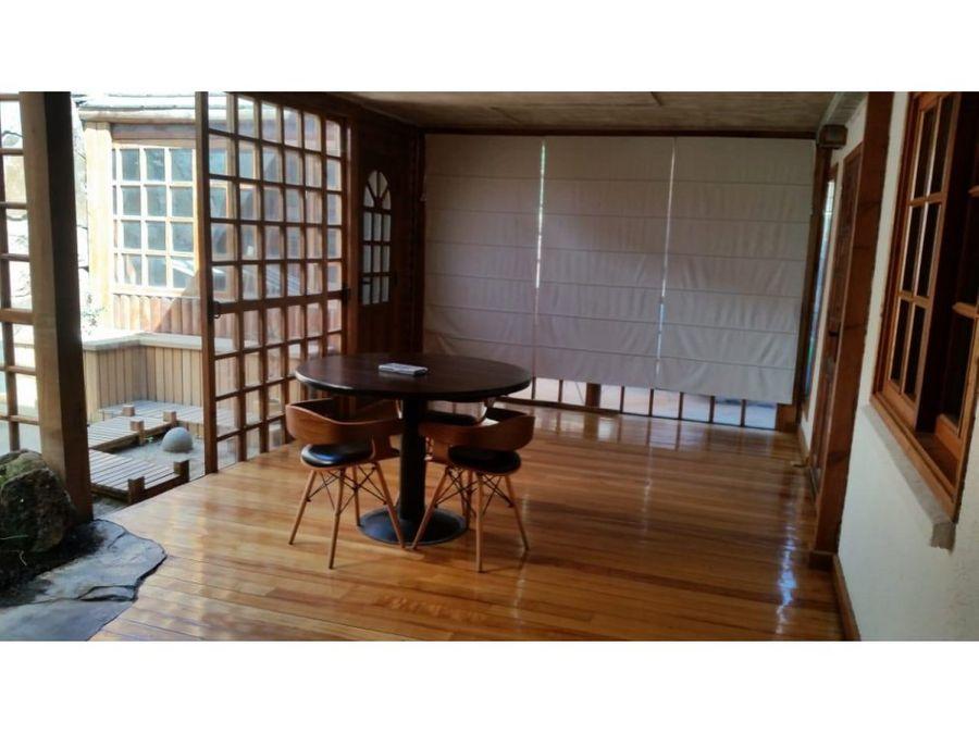 hermosa casa curauma estilo japones