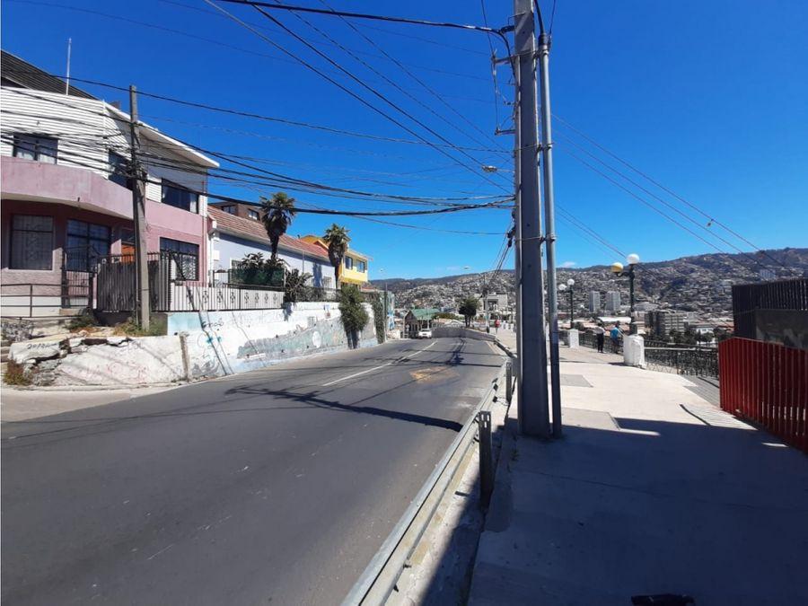 diego portales cerro baron valparaiso