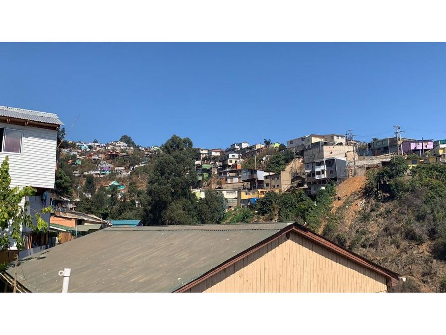 cerro cordillera valparaiso