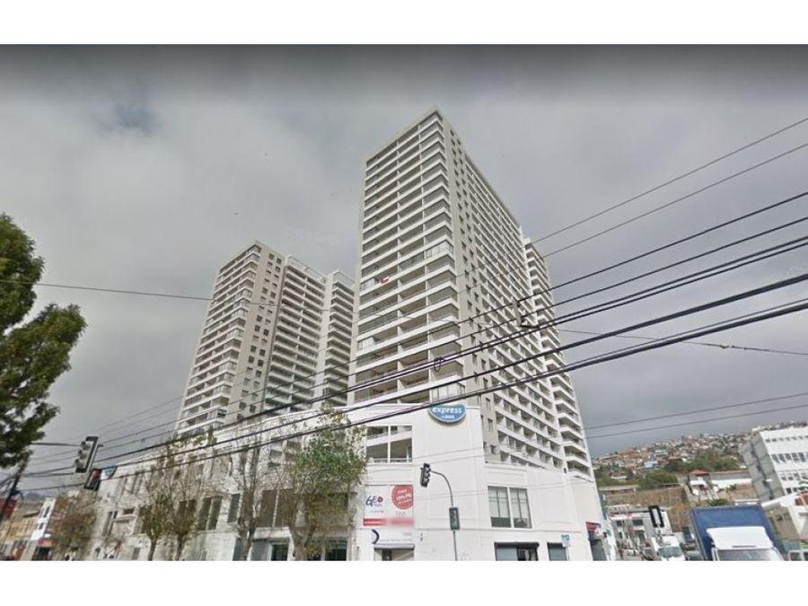 edificio geopark valparaiso