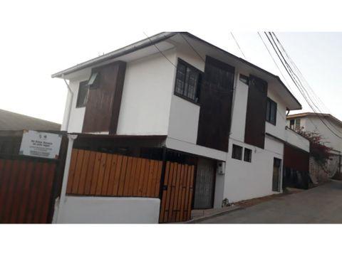 casa cerro esperanza valparaiso