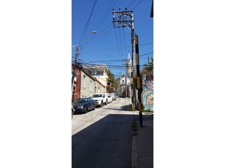 casa patrimonial cerro bellavista valparaiso