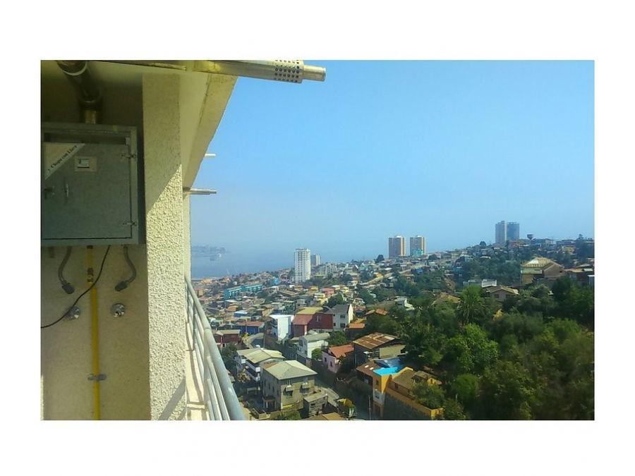 edifico bahia valparaiso cerro las delicias valparaiso