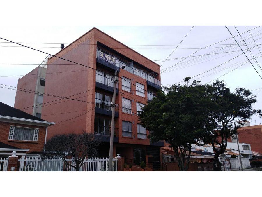 apartamento calle 137