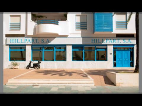 local comercial marbella
