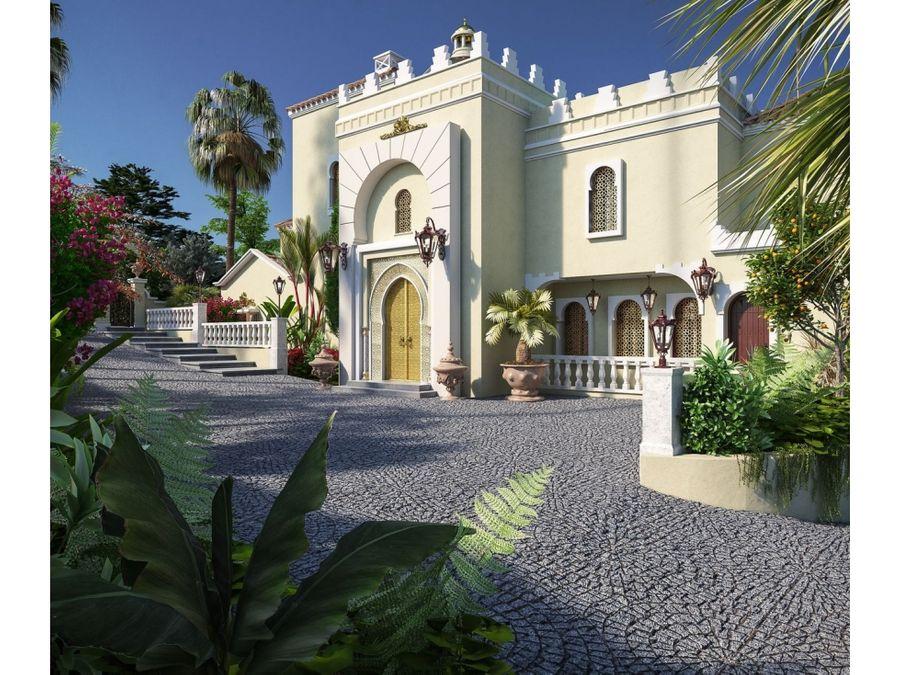 villa castillo andaluz
