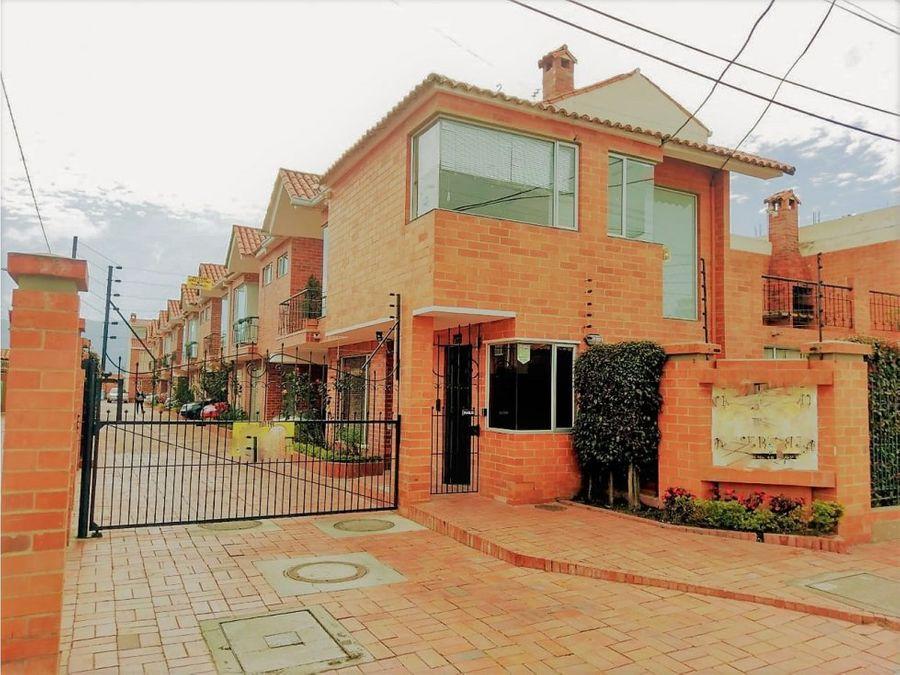 venta casa chia cundinamarca