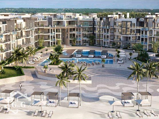 apartamentos frente al mar en ocean bay bavaro