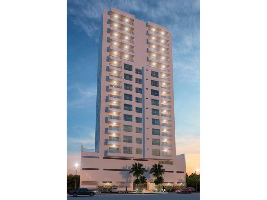 edificio el faro apartamento nuevo en santa marta