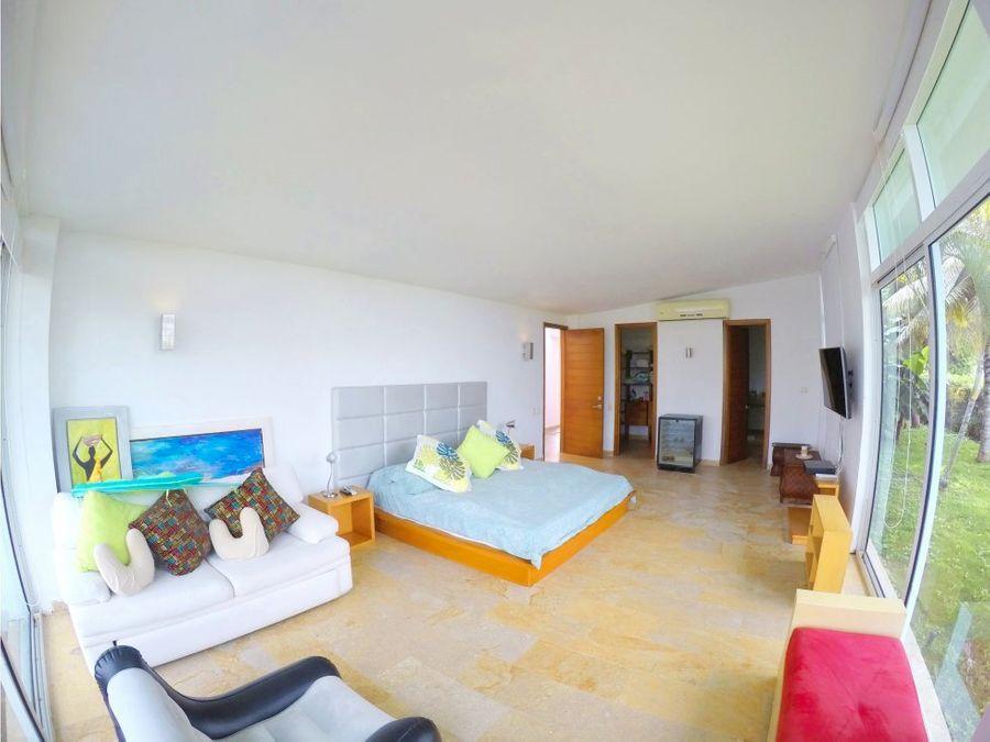 casa de playa en cartagena en venta isla basu