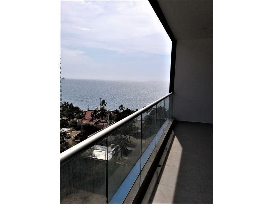 edificio portovela apartamento vista al mar