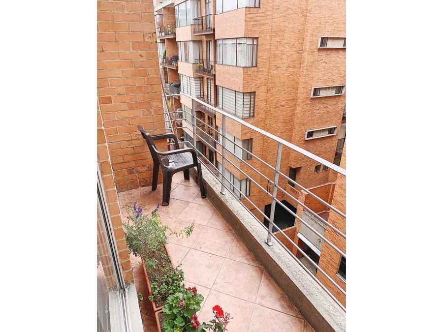 vende apartamento en chico navarra 117m2 3 alcobas 3 banos balcon