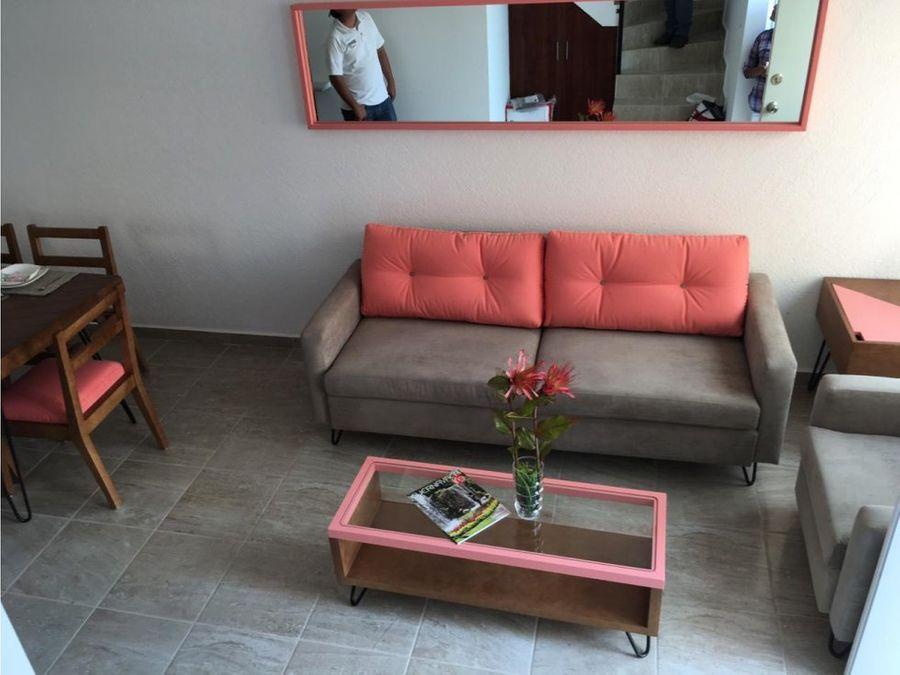 casa nueva con alberca en venta en cuernavaca