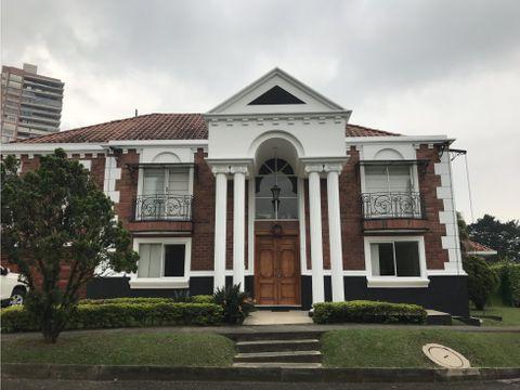 vendo casa en exclusiva unidad sector tesoro