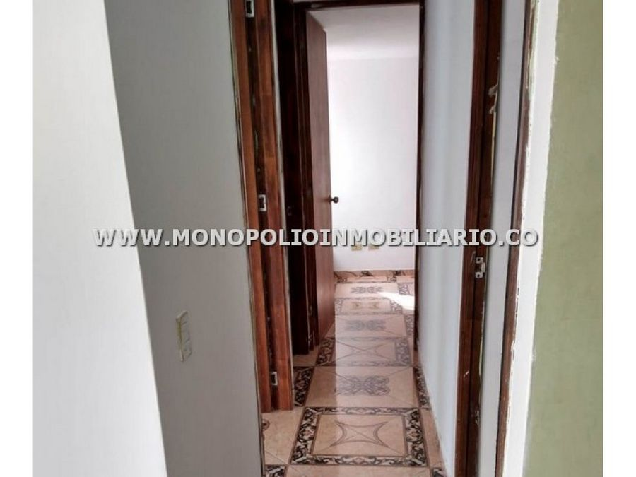 confortable apartamento venta bello cod 17091