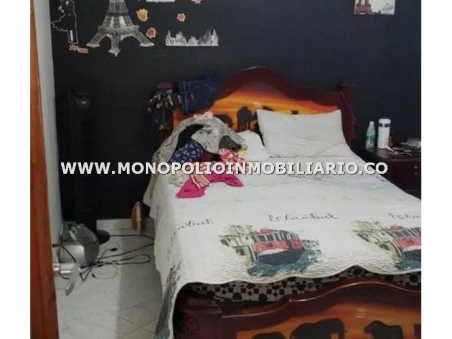 acogedora casa bifamiliar venta bello cod 17554