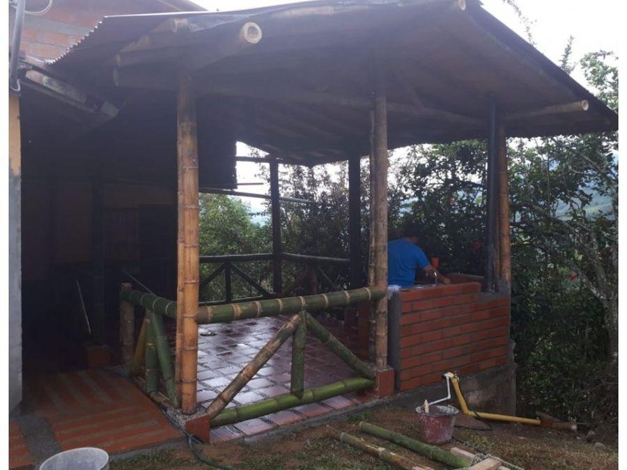 casa finca amoblada venta santa barbara cod 17466