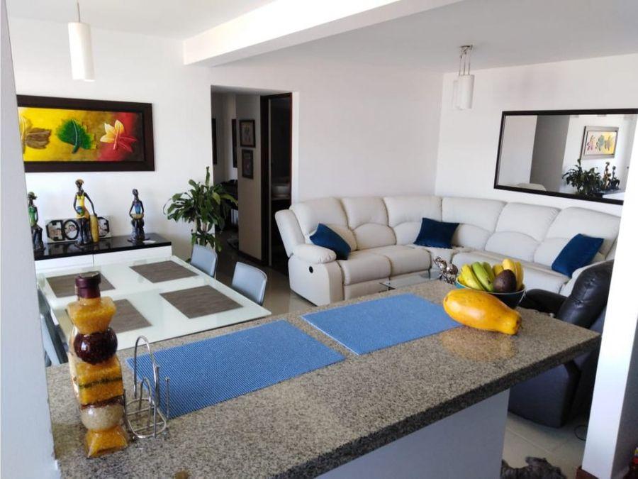 esplendido apartamento venta calasanz cod 17479