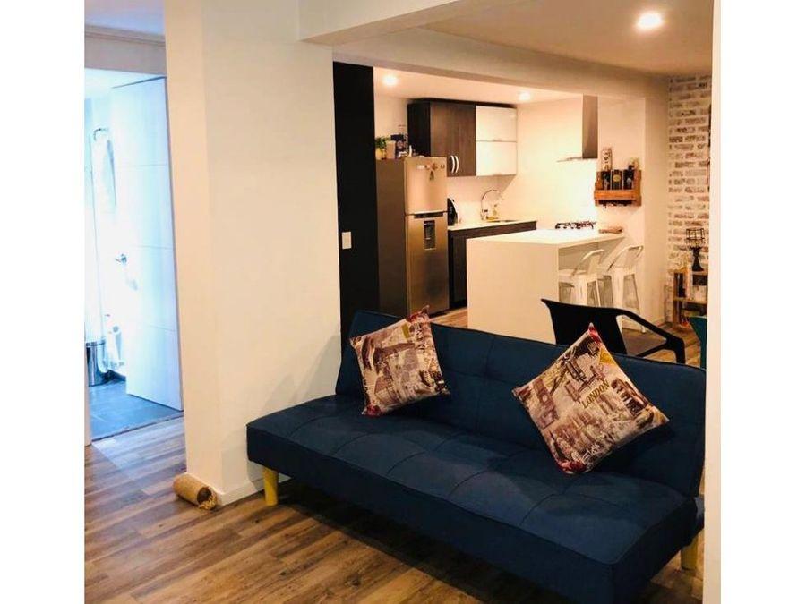encantador apartamento venta belen cod 17425