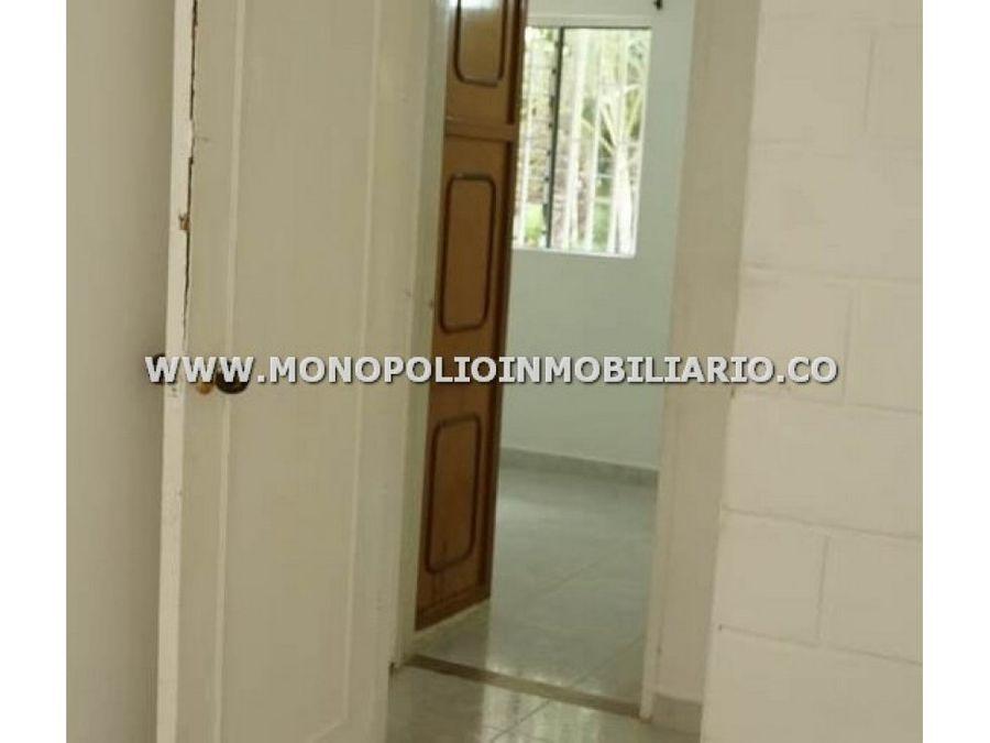 encantadora casa bifamiliar venta bello cod 17145