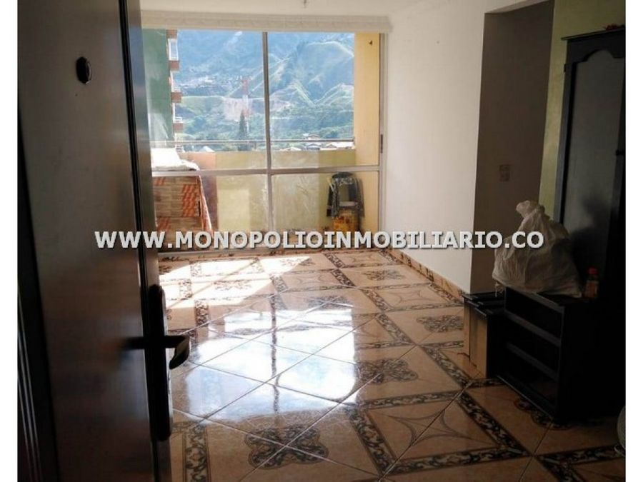 confortable apartamento venta bello cod 17091
