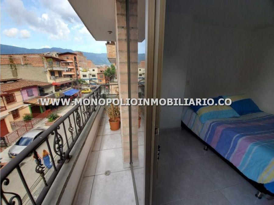 magnifico apartamento venta itagui cod 17214