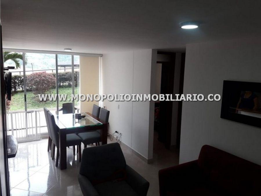 maravilloso apartamento venta itagui cod 17493