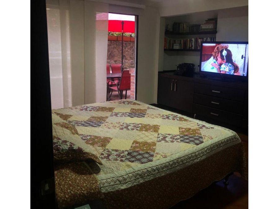 estupendo apartamento venta el poblado cod 17426
