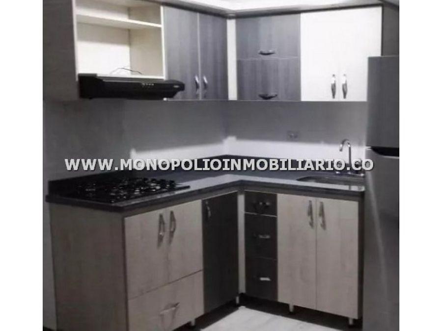 apartamento venta san antonio de prado cod 17301